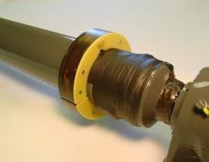 inductive-half-shaft