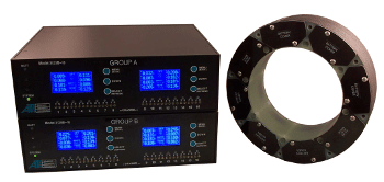 Aircraft Propeller and Rotor Blade Strain Measurement Systems